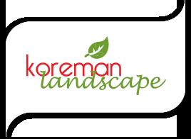 Koreman Landscape logo